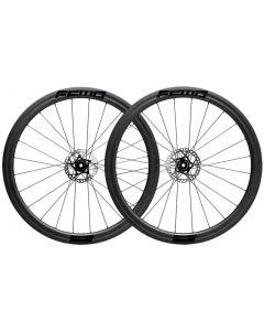 FFWD Tyro carbon disc wielset-Zwart