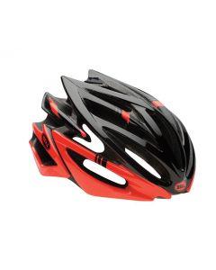 Bell Volt RL fietshelm-Zwart-Rood-S