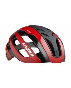 Lazer Century + Led fietshelm-Rood-S