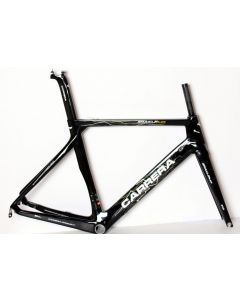 Carrera Erakle Air frame zonder vork-Blacknight-L
