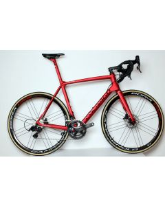 Colnago V2-R Super Record disc-Rood-54