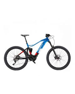 Wilier e903TRN Pro XT-P7 Blue-Black-Red glossy-M