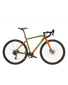 Wilier Jareen GRX 1x11-J16 Green-Orange glossy-S