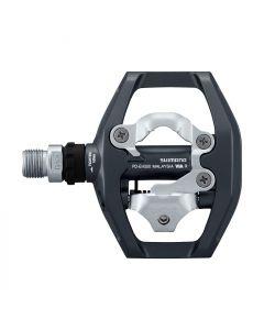 Shimano PD EH500 SPD pedaalset incl. schoenplaten-Zwart