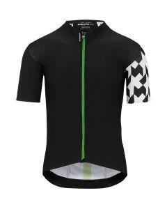 Assos Equipe RS Aero wielershirt korte mouw-Data green-S