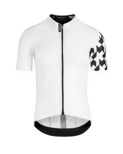 Assos Equipe RS Aero wielershirt korte mouw-Wit-L