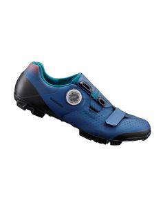 Shimano XC501 dames mountainbikeschoenen-Blauw-38