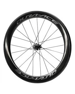 Shimano Dura Ace WH-R9100 C60 tube wielset-Zwart