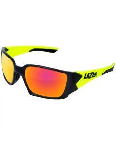 Lazer Krypton 1 fietsbril-Fluorgeel