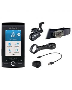 Sigma Rox 12.0 GPS Sport Set draadloze fietscomputer-Grijs