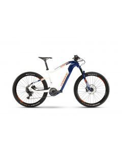 Haibike XDURO AllTrail 5.0-Wit-Blauw-Oranje-46