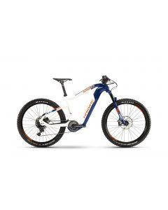 Haibike XDURO AllTrail 5.0-Wit-Blauw-Oranje-50