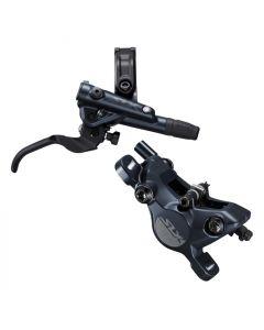 Shimano SLX M7100 achter schijfremset-Zwart