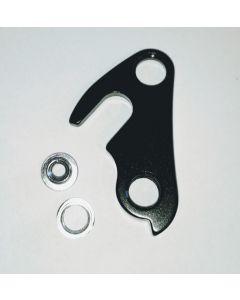 Math Salden 089 aluminium derailleurhanger-Zwart