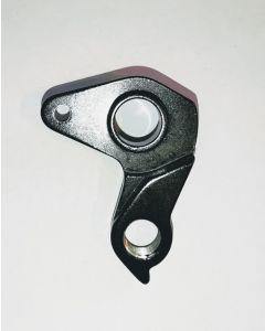 Math Salden 095 aluminium disc derailleurhanger-Zwart