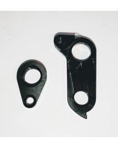 Math Salden 094 aluminium disc derailleurhanger-Zwart