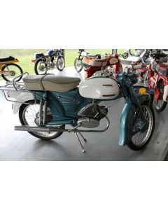 Zündapp Combinette 1962