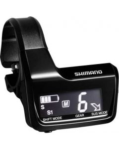 Shimano XT Di2 SC-M800-A display