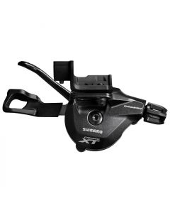 Shimano STI set XT M8000 11sp shifterset-Zwart-1x11