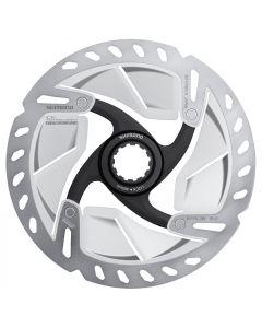 Shimano Ultegra SM-RT800 Ice-Tech Freeza CL schijfrem rotor-Zilver-160mm