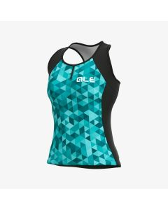 Alé Solid Triangles dames tank top