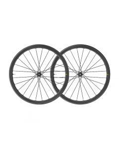 Mavic Ksyrium UST disc centerlock WTS wielset-Zwart
