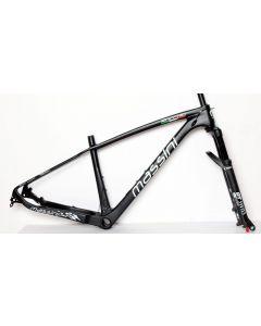 Massini Roccolo carbon 29 Boost disc frameset-Zwart-21