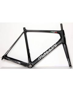 Massini Veneto carbon disc frameset-Zwart-55
