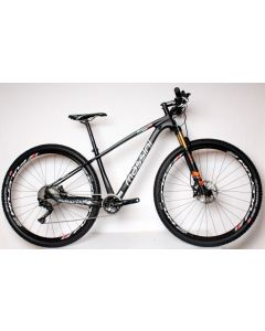 Massini Roccolo XT carbon 29 Boost-Mat zwart