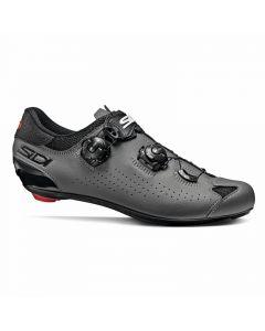 Sidi Genius 10 wielrenschoenen-Zwart-Grijs-46