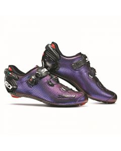 Sidi Wire 2 Carbon Air wielrenschoenen-Blue-Red Iridescent-41
