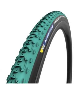 Michelin Power Cyclocross Jet TLR vouwband-Groen-Zwart-700x33