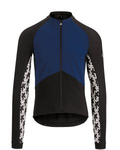 Assos Mille GT Spring/Fall wielerjack-Caleum blue-L
