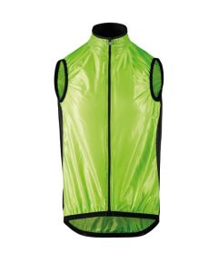 Assos blitzVest Mille GT Wind wielervest mouwloos-Visibility green-M