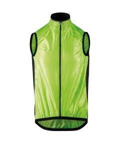 Assos blitzVest Mille GT Wind wielervest mouwloos-Visibility green-XL