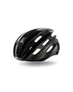 Dotout Kabrio fietshelm-Zwart-XS/M