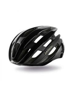 Dotout Kabrio HT fietshelm-Shiny black-Matt-black-XS/M
