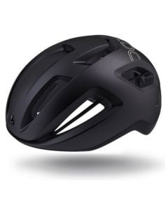 Dotout Coupé fietshelm-Metallic matt black-matt black-XS/M