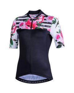 Nalini Moderna 2.0 dames wielershirt korte mouw