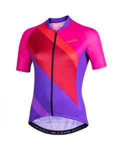 Nalini Chic 2.0 dames wielershirt korte mouw