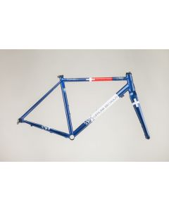 Battaglin Power+ disc frameset-Blauw-M