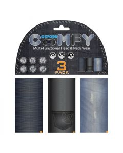 OXC Comfy nekwarmer (3 stuks)