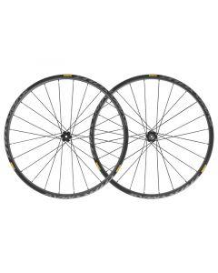 Mavic Crossmax Pro carbon 29 Boost wielset-Zwart