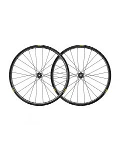 Mavic Crossmax Elite carbon disc D6B Boost 29 wielset-Zwart