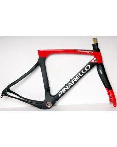 Pinarello Crossista disc custom cyclocrosser
