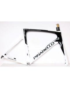 Pinarello Prince disc frameset-295 White carbon-55
