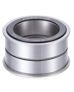 Prestine BB386 Press-Fit adapters Shimano-Zilver