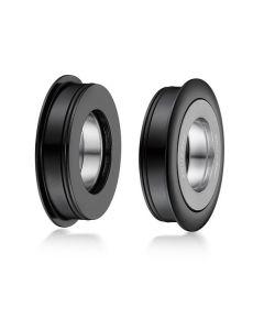 Prestine BB386 Press-Fit adapters Campagnolo-Zwart