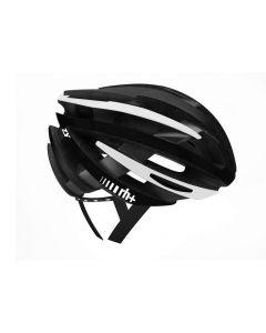 Zero RH+ ZY fietshelm-Mat zwart-Wit-XS/M