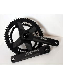 Rotor ALDHU Direct Mount crankset